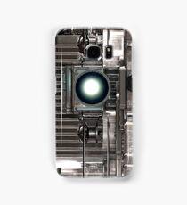 Vintage Film Projector - Steampunk / Sci-Fi style Samsung Galaxy Case/Skin