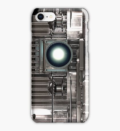 Vintage Film Projector - Steampunk / Sci-Fi style iPhone Case/Skin