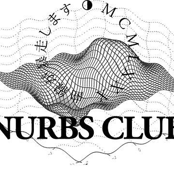 NURBS Club 2 by nugod