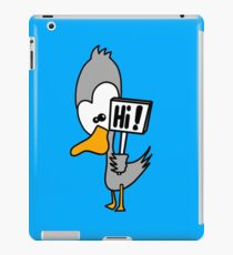 Ducky's Presentation  iPad Case/Skin