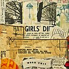 A Vintage Collage by Evelyn Flint