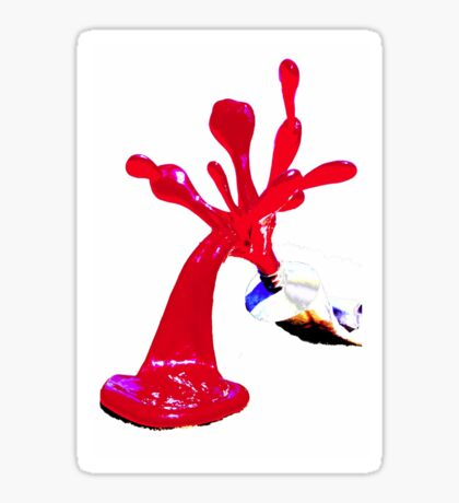 Sculpture by the Sea Exhibition 2 Sticker