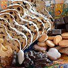 Sweet Christmas treats by Arie Koene