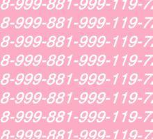 IT Crowd Hotline Bling Sticker