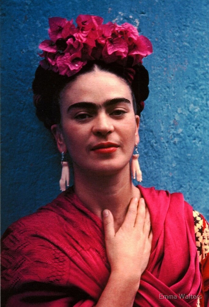 Frida by Emma Walters
