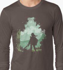 Adventure Begins Long Sleeve T-Shirt