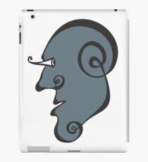 Surreal Face iPad Case/Skin