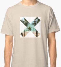 X Palm Tree Beach Classic T-Shirt