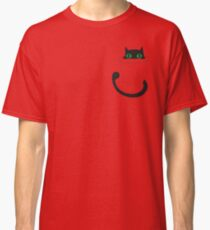 kitty cat in a pocket Classic T-Shirt