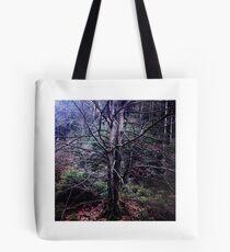 deciduous tree Tote Bag