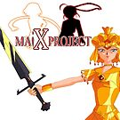 Galaxia from Mai-X-Project by ShizNat4EVER