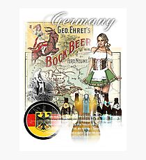 germany Photographic Print
