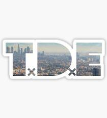 Tde Compten city Sticker