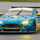 Aston Martin Racing No 97 by Willie Jackson
