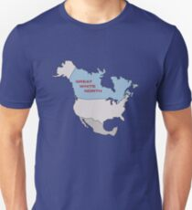 Great White North Unisex T-Shirt