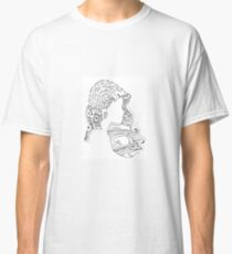 Dystopian Dream Girl Classic T-Shirt