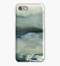 ocean landscape iPhone Case/Skin