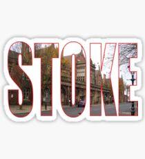 Stoke Sticker