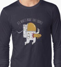 Space Sucks Long Sleeve T-Shirt