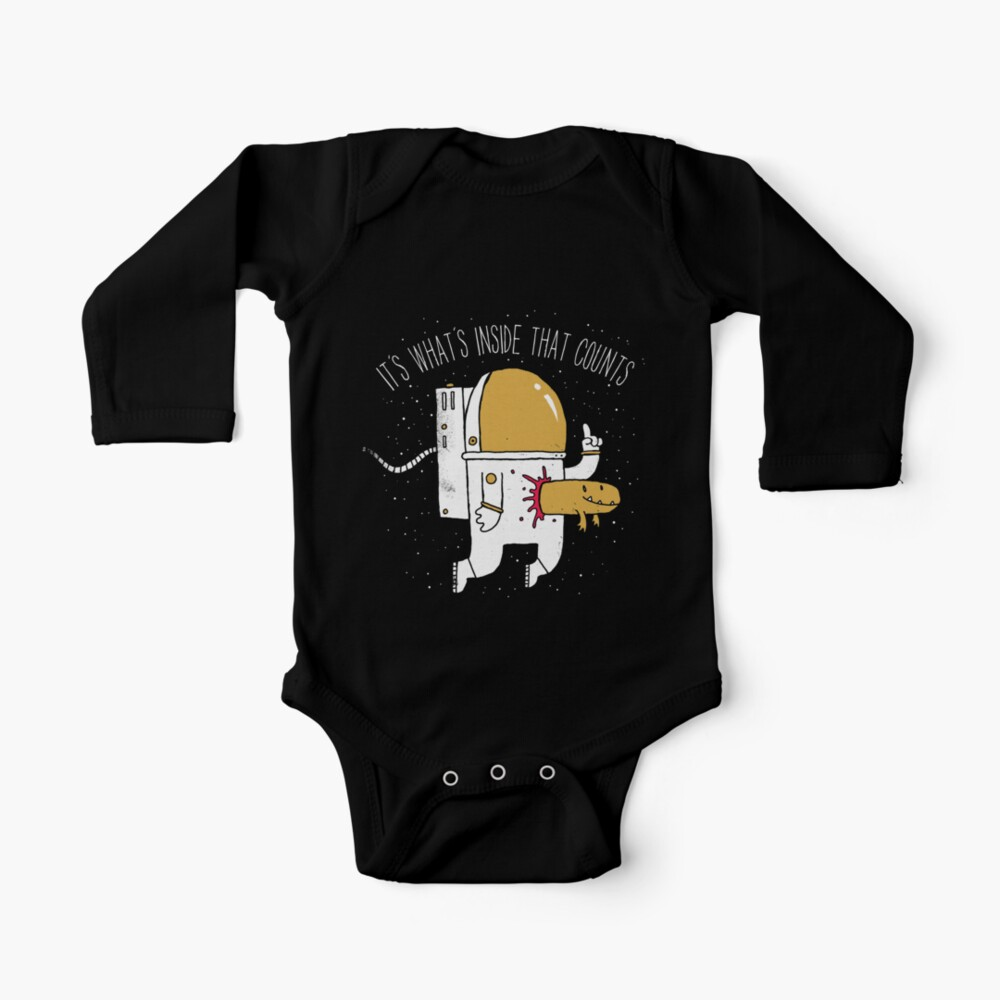Space Sucks Baby One-Piece