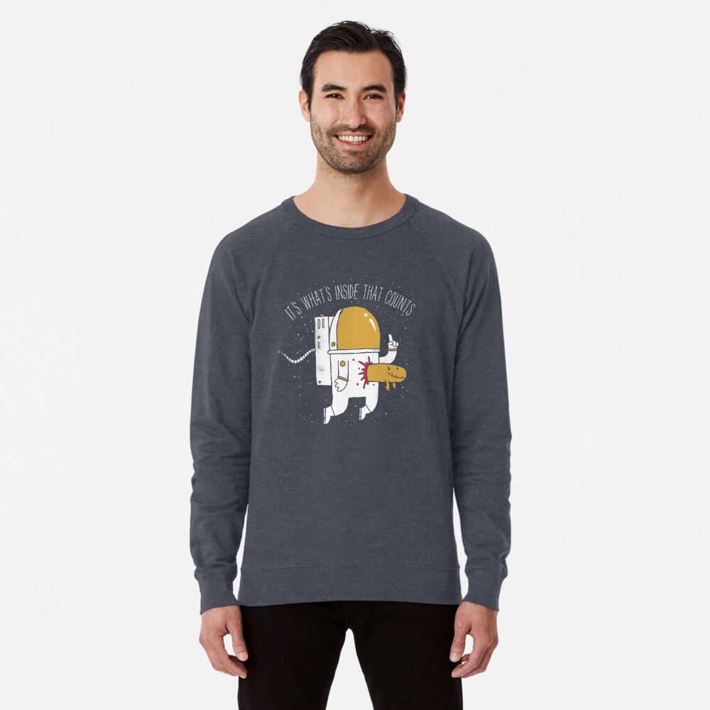 Space Sucks Lightweight Sweatshirt