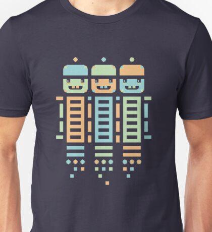 Acorn Rocket Bots Multi T-Shirt