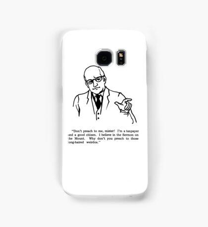 Don't Preach Samsung Galaxy Case/Skin