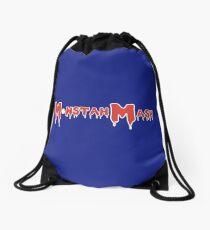 Monstah Mash gets Soxy Drawstring Bag