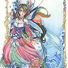 Masquerade Mermaid Fairy by meredithdillman