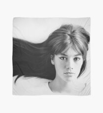Françoise (Francoise) Hardy - History's Most Fashionable Face Scarf