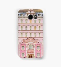 The Grand Budapest Hotel - Wes Anderson Film Samsung Galaxy Case/Skin