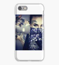 tattoo model iPhone Case/Skin