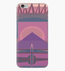 Ediemagic Quilted Time Traveller iPhone Case