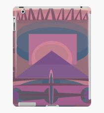 Ediemagic Quilted Time Traveller iPad Case/Skin