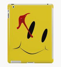 Comedian's man  iPad Case/Skin