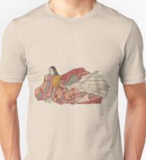 Murasaki Shikibu - author of The Tale of Genji Unisex T-Shirt