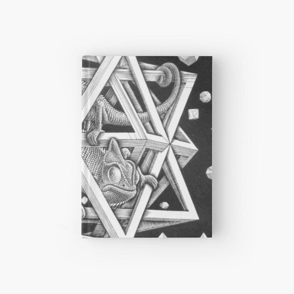 MC Escher Halbton Notizbuch