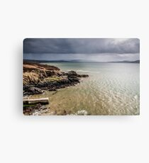 View from Dunree Head Metal Print