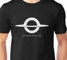 Interstellar - Minimalist Gargantua Unisex T-Shirt