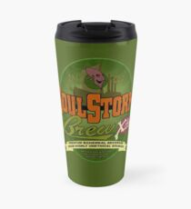 SoulStorm Brew Label Travel Mug