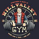 Hill Valley Gym by Jeremy Kohrs
