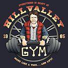 Hill Valley Gym by Jeremy Kohrs