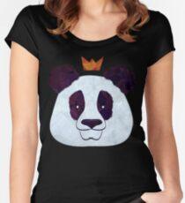 Hail Panda Women's Fitted Scoop T-Shirt