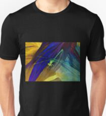 Peridot Dragonfly Unisex T-Shirt