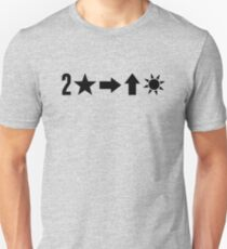 Second Star to the Right & Straight on til Morning T-Shirt