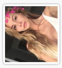 Bryana Holly Sticker