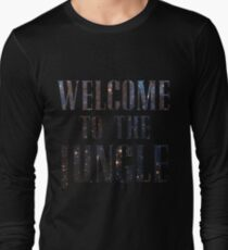 Welcome to the Jungle (galaxy) T-Shirt