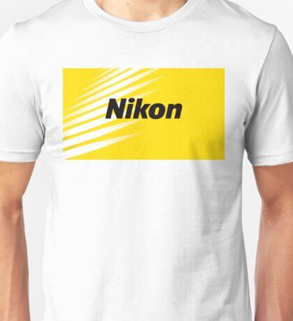nikon logo 2017 Unisex T-Shirt