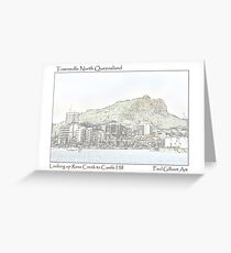 Townsville North Queensland - Ross Creek Greeting Card