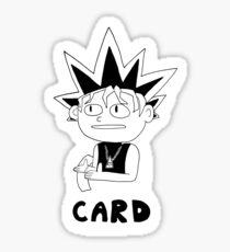 Card Sticker